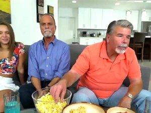Alter Mann isst Bbw Muschi