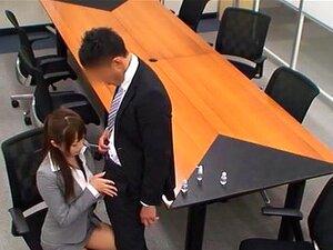 Blowjob erste Videos Büro Teen Qidl