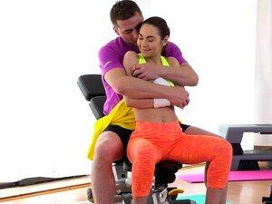 Großer Schwanz Trainer Personal Schwanz
