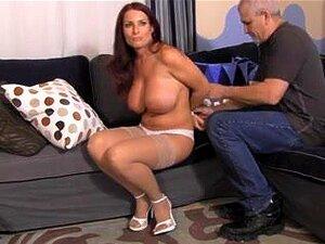 Bondage Große Titten gefickt