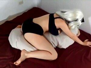 Nette Titten Kissen Humping