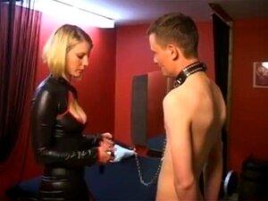 Machen Bondage Herrin ihn Sperma Herrin Samantha