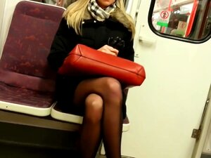Ficken Das Mädchen Der Zug