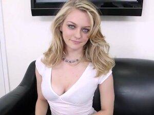 Natürliche Titten Blondine Perfekte Perfekte Natürliche
